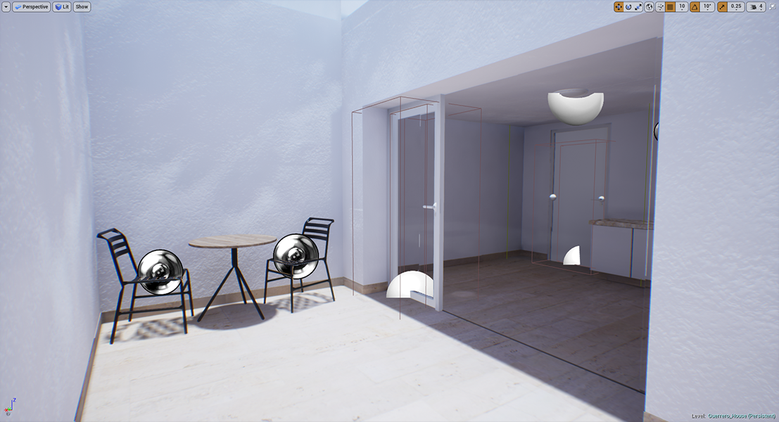 GAME ENGINES FOR ARCHVIZ: THE FUTURE OF ARCHITECTURAL VISUALISATION